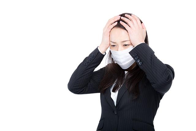 風邪 インフルエンザ
